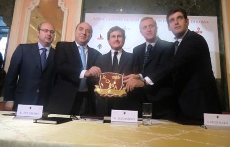 bordoni-prefetto-pecoraro-alemanno-pizzolato-e-assessore-de-micheli