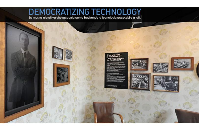 Democratizing Technology: la nuova sfida Ford