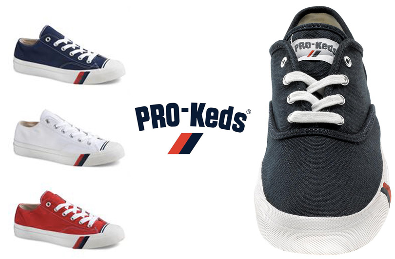 PRO-Keds: in esclusiva italiana da Athletes World