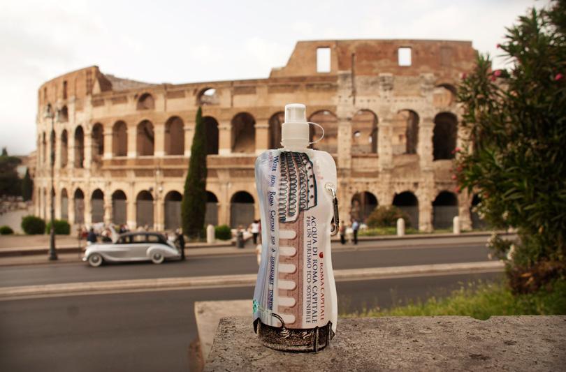 Roma Capitale lancia Eco Water