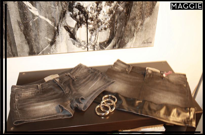 Maggie Jeans presenta una collezione tutta rock per l'autunno e l'inverno 2012