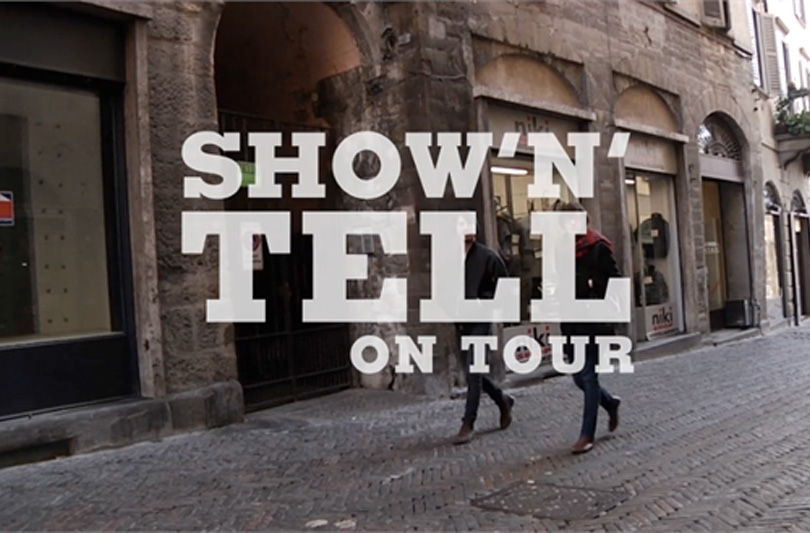 Vice e 55DSL presentano Show 'n' tell on tour