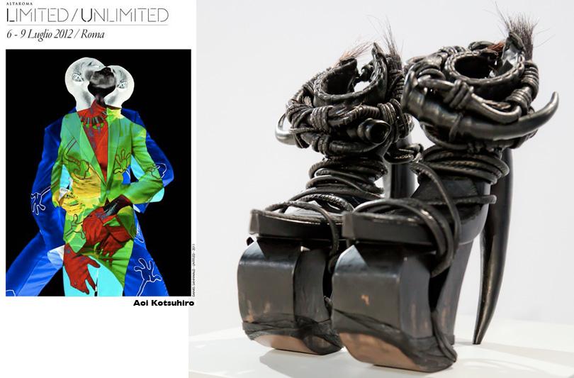 Sculptural il tema dell'edizione estiva di Limited Unlimited