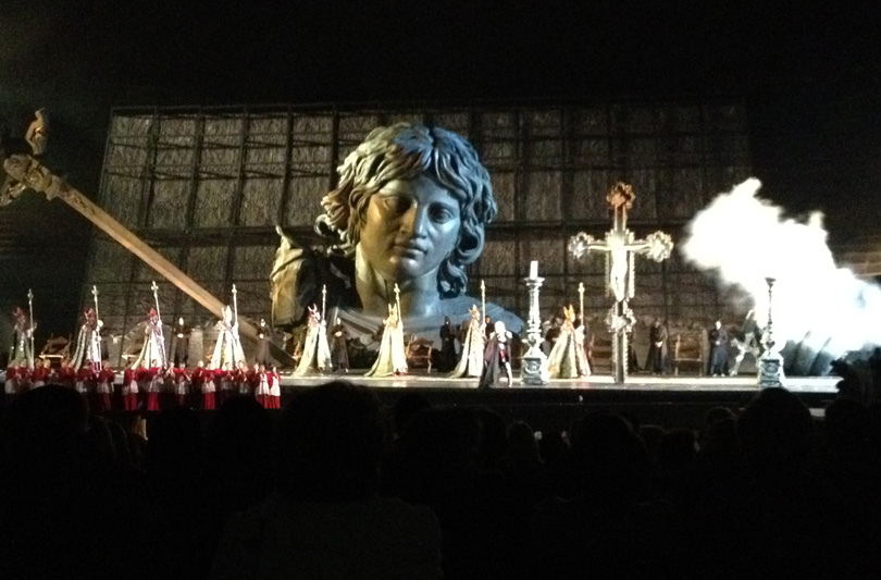 All'Arena di Verona le Profumerie Douglas regalano emozioni
