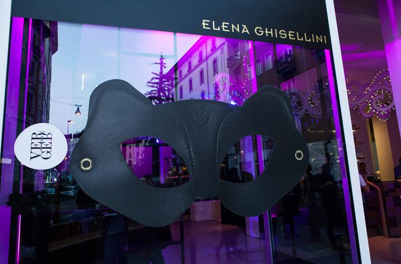 Catwoman influenza la collezione P/E 2013 di Elena Ghisellini