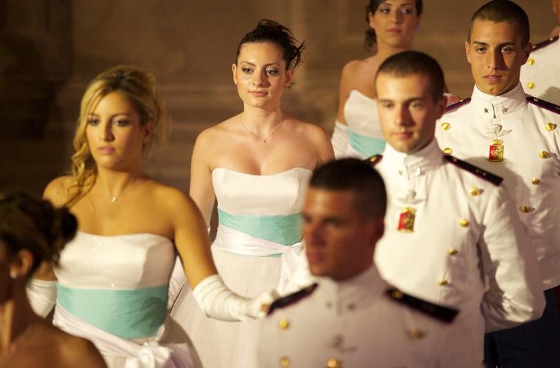 A Roma la VI edizione del Gran ballo viennese delle debuttanti