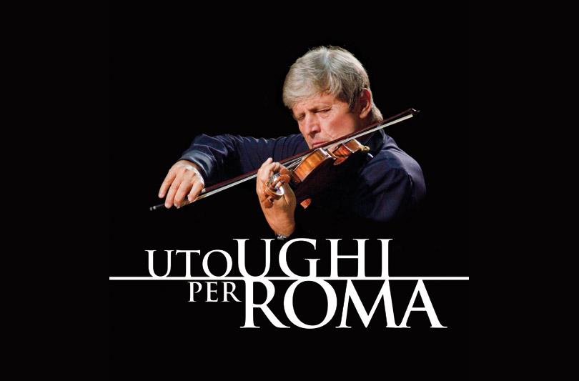 Uto Ughi per Roma: stasera l'ultimo imperdibile appuntamento