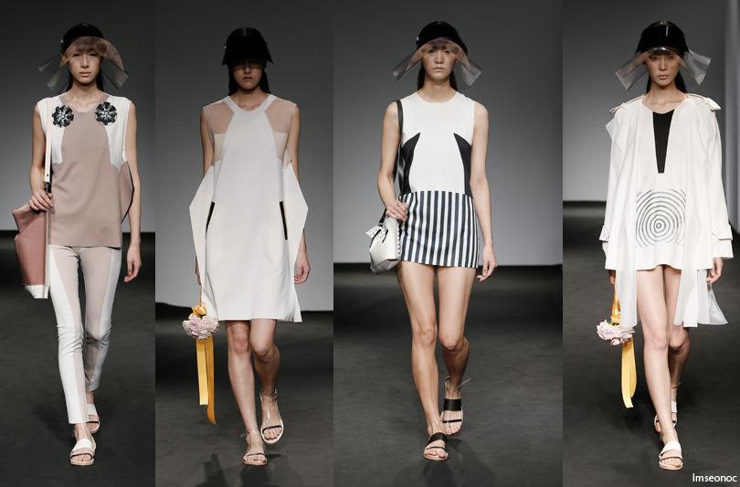 La Seoul Fashion Week e le collezioni donna P/E 2013
