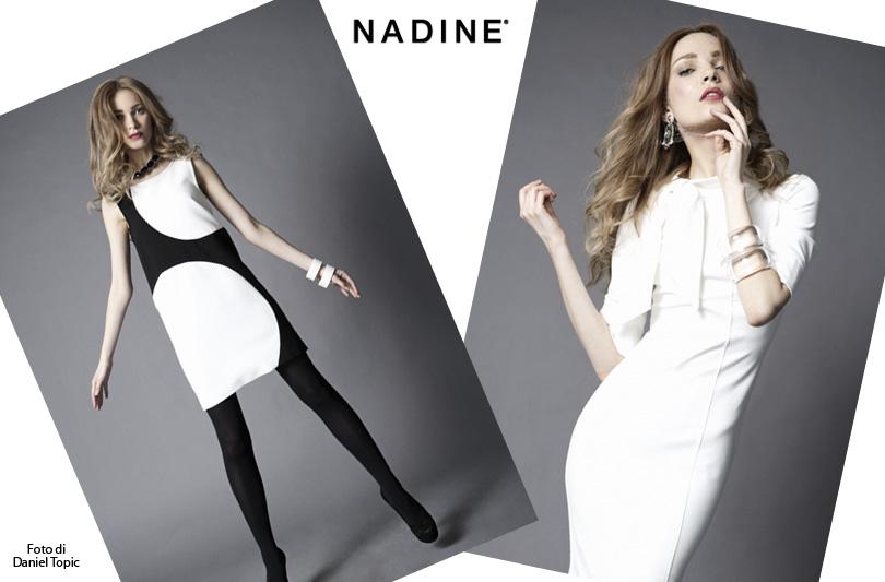 Nadine: capi innovativi che esaltano la femminilità di ogni donna
