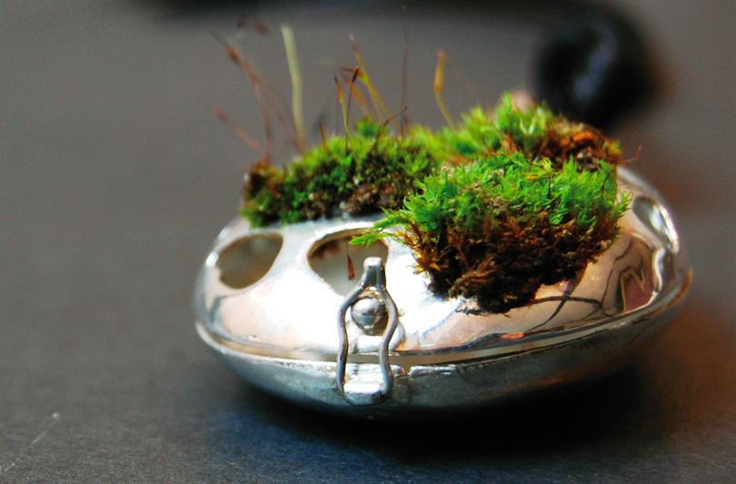Pitti Uomo 83: Jewerly Green e l'alternativa colta al design