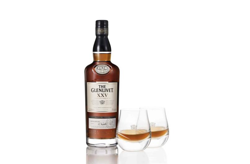 "The Glenlivet 25 YO eletto ""Doctor Whisky"" a Spirit of Scotland 2013"