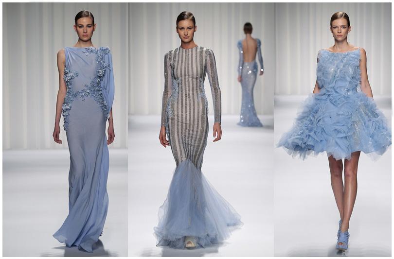 L' Haute–Couture P/E 2013 di Abed Mahfouz? Futuristica