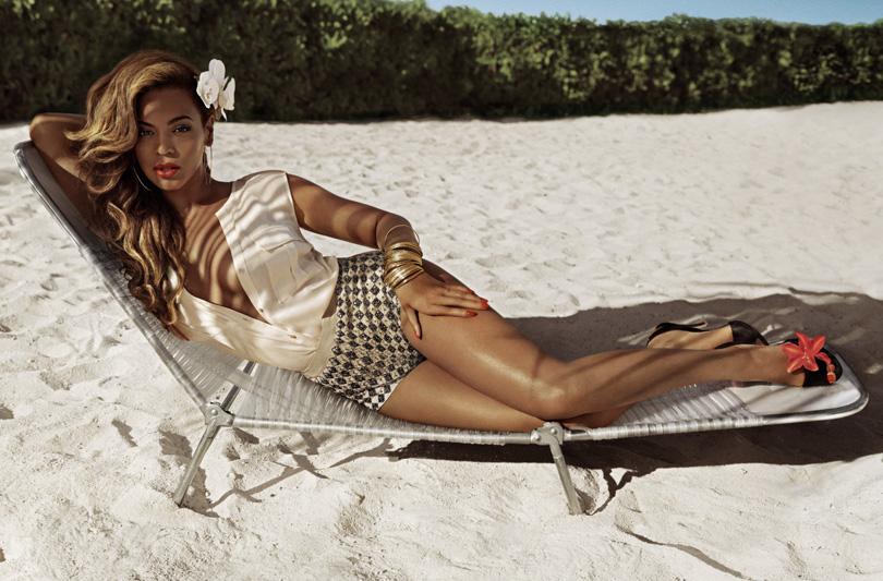 Beyoncé è il volto della collezione estiva di H&m