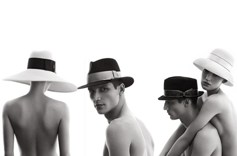 Pure Hat: Borsalino presenta una collezione A/I 2013-2014 dalle molteplici sfaccettature