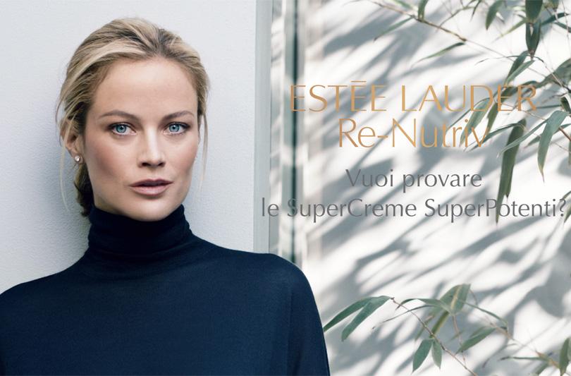 Estée Lauder e la Profumeria Hb Vi invitano a vivere, dal 6 al 9 Marzo, una beauty Experience