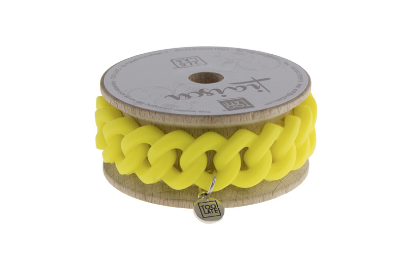 Liaison: il nuovo bracciale in silicone di  2L8LAB