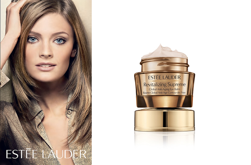 Estee Lauder presenta Revitalizing Supreme Global Anti-Aging Eye Balm