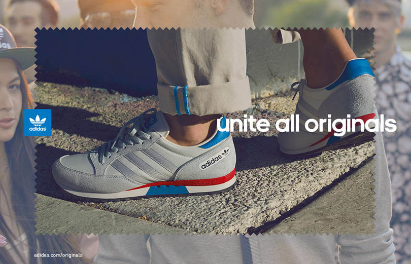 Back to the 80's: tornano le Adidas Phantom