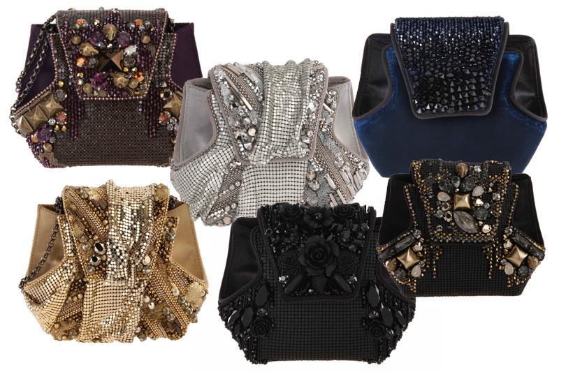 Diamond: la nuova linea di borse di René Caovilla