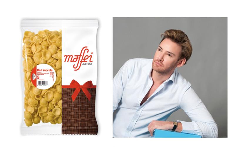 Marco Coretti disegna il new look del pastificio Maffei