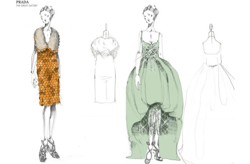 Catherine Martin e Miuccia Prada vestono Gatsby