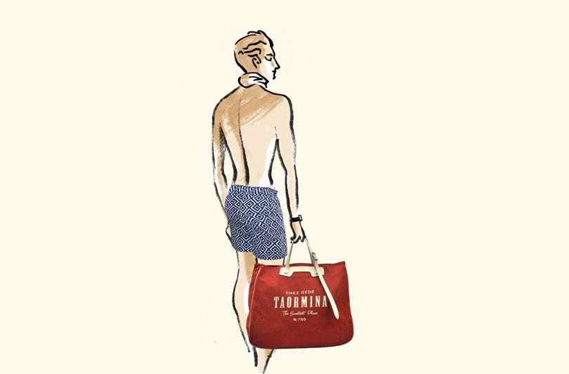 Orlebar Brown e Chez Dèdè: a Roma da Wonderfool la perfetta combinazione di stile per l'estate
