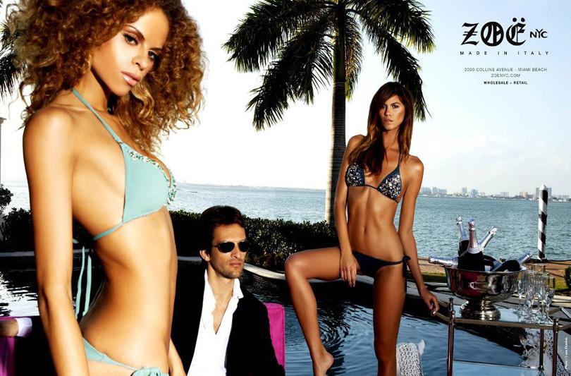 Zoë NYC: arriva finalmente in Italia il beachwear amato dalle star americane
