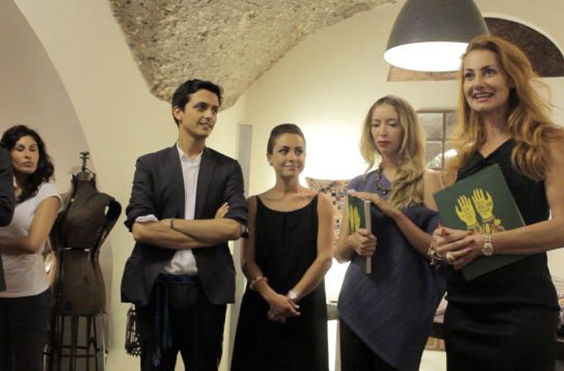 An italian theory + Azzurra Gronchi protagonisti della serata evento del Concept Animalier durante AltaRoma