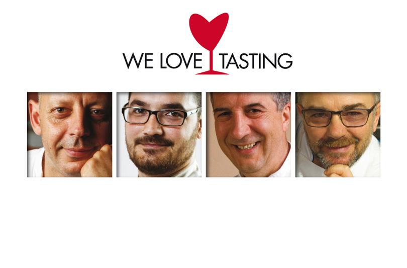 In degustazione a Roma il meglio del Made in Italy tra etichette esclusive ed originali performances di chef stellati.
