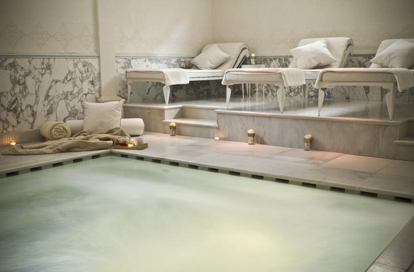 La Spa del Grand Hotel Villa Cora di Firenze da questo autunno  apre anche ai non ospiti dell'albergo
