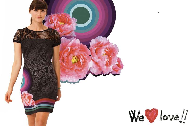 We love! La nuova collezione A/I 2013-2014 di Desigual