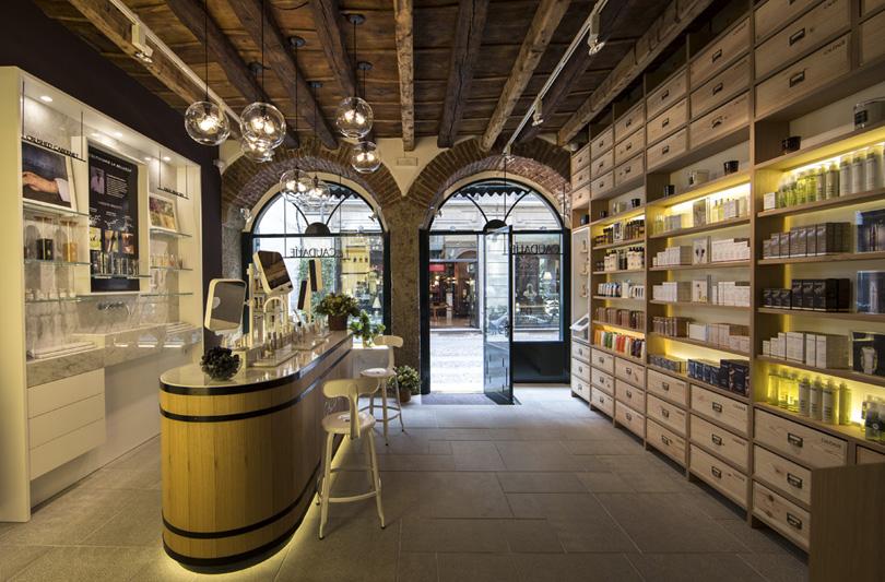 A Milano la prima boutique italiana della maison de beauté Caudalie