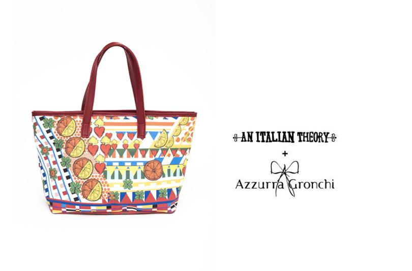 An Italian Theory+Azzurra Gronchi in vendita su Yoox. Una collaborazione top!