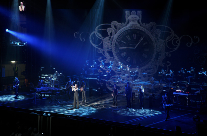 LAURA PAUSINI PARTE DA ROMA PER IL GREATEST HITS WORLD TOUR
