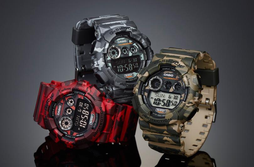 In arrivo la nuova collezione G-Shock P/E 2014. Pura magia!
