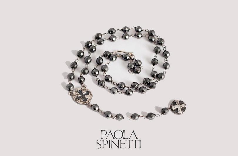 Paola Spinetti jewels: un'originale linea di gioielli in argento e bronzo