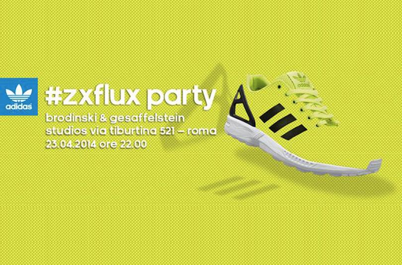 #ZX FLUX PARTY: a Roma il 23 Aprile arrivano Brodinski & Gesaffelstein per adidas Originals