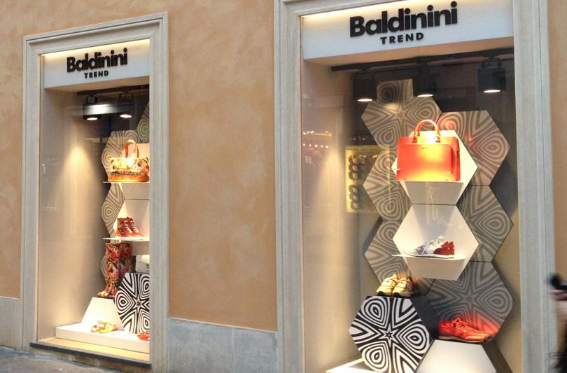 Baldinini apre a Roma il suo secondo flagship store