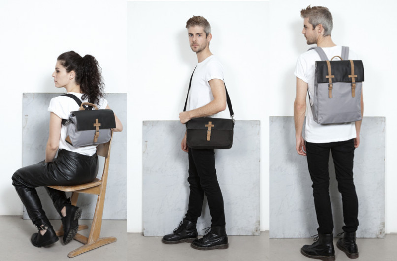 Amen Studio X Eastpak. Nasce The Pur Sang collection