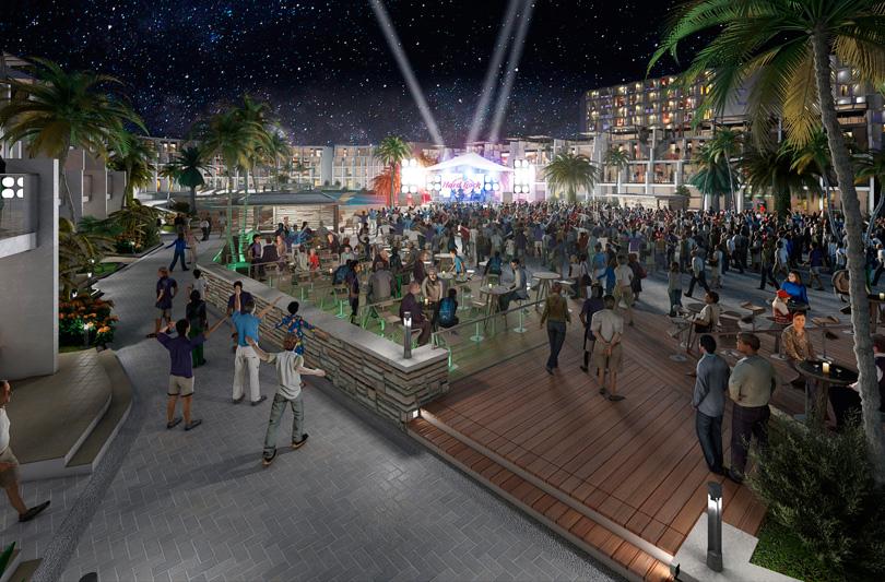Il primo Hard Rock Hotel in Europa apre a Ibiza il 18 maggio