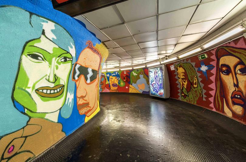Urban Legends: le leggende della Street Art  in mostra al Macro di Roma
