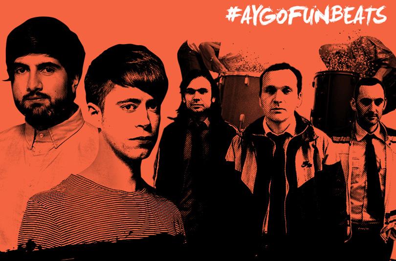 #AYGO Fun Beats. Domani il super concertone alla Sapienza!