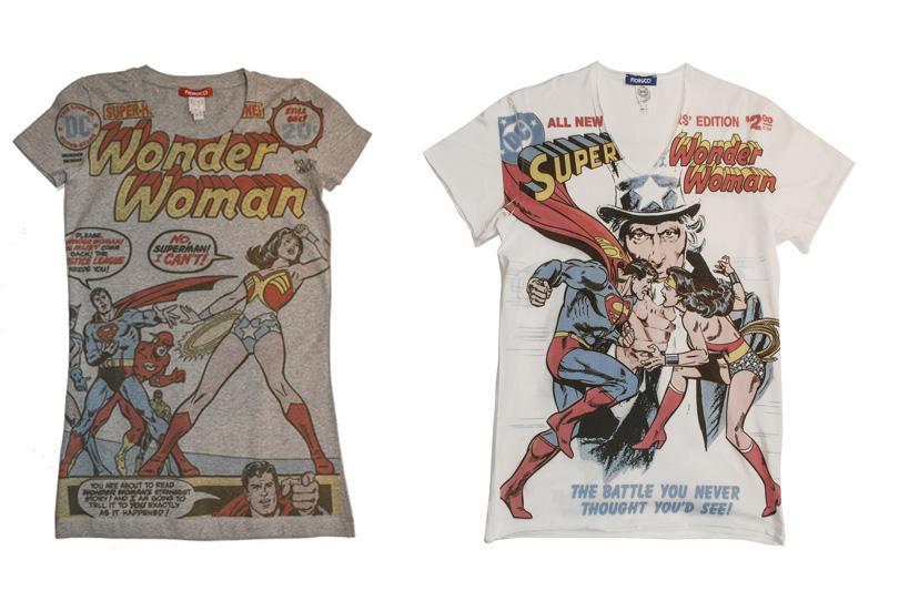 Fiorucci collabora con Warner Bros e sceglie i super eroi Dc Comics!