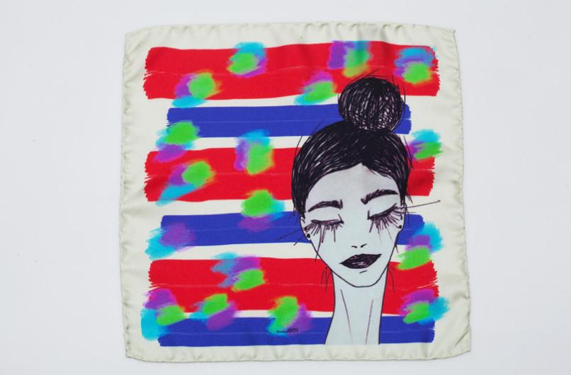 Thread Em: foulard e pochette made in Italy