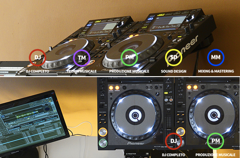 Remix Me: a Roma la scuola per Dj e Produttori di Musica Elettronica