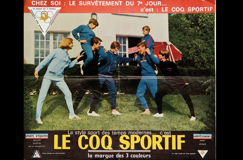LE COQ SPORTIF 50th Tracksuit Anniversary