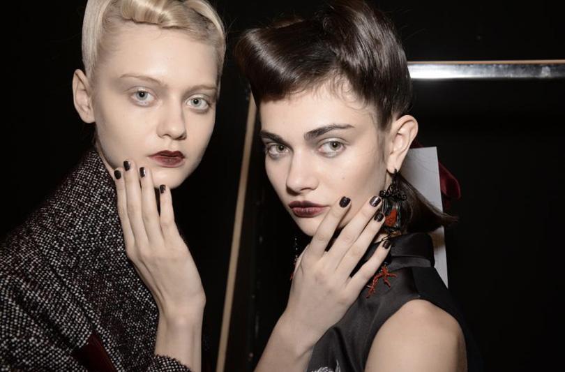 Il glitter più glamour del prossimo autunno? Li ha creati Morgan Taylor