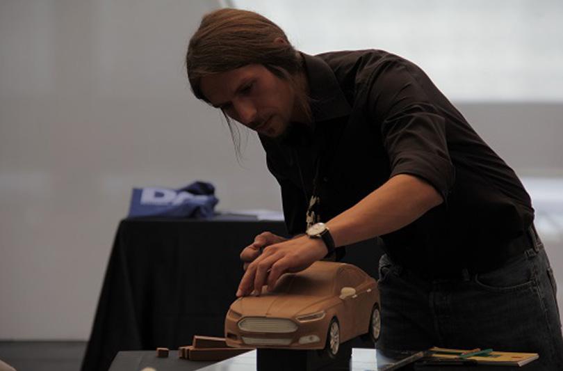 Ford e Domus Academy svelano i segreti del clay modelling