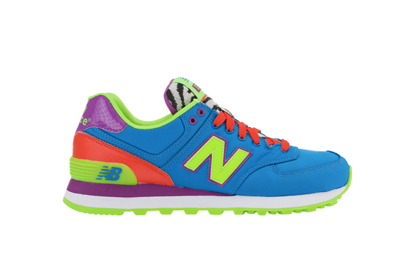 New Balance presenta 574 Pop Safari Pack. Bomba!