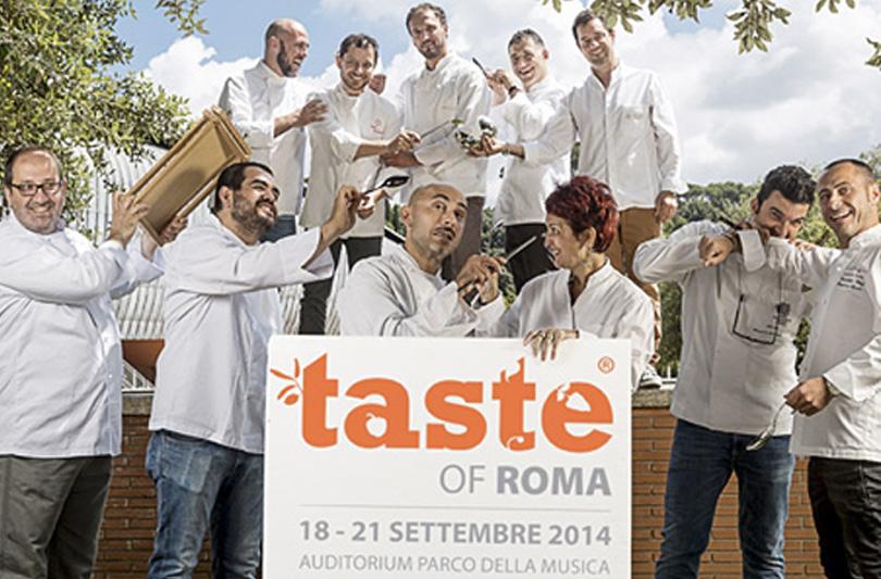Taste of Roma: si conclude oggi a Roma l'assaggio dei grandi chef